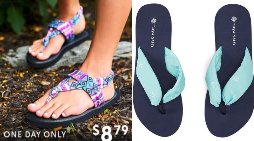 Raya Sun Sandals Only 8 79 Shipping Regular 45