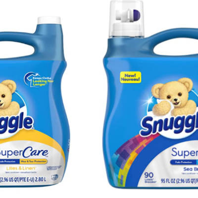 Snuggle Fabric Softener Deals!