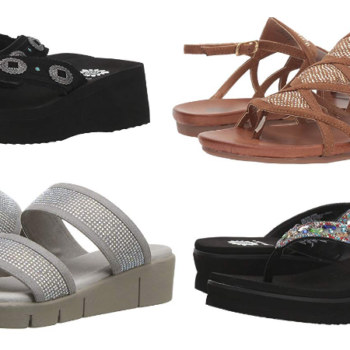 Save Over 60 On Yellow Box Sandals