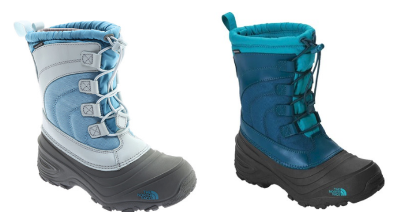 e57332a74 The North Face Youth Alpenglow IV Boot Only $28 Shipped (Regular $60)!