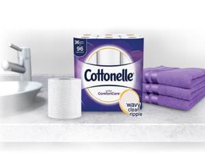 New Cottonelle Amazon Coupons!
