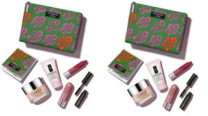 Clinique 7-Pc. Discovery Set Only $15 Shipped + Get A $10 Bounce Back Card ($85 Value) + Free 5-Pc. Gift w/$30 Purchase!