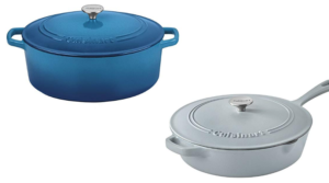 Save up to 72% On Cuisinart Cast Iron Cookware – Today Only!
