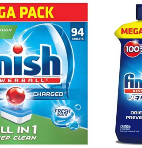 Finish Powerball Dish Tabs 94 ct. – Deal!
