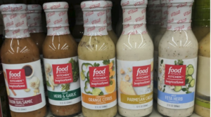 Free Bottle of Food Network Kitchen Inspirations at Walmart!