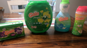 Nine New 20% Off Gain Laundry Amazon Coupons!
