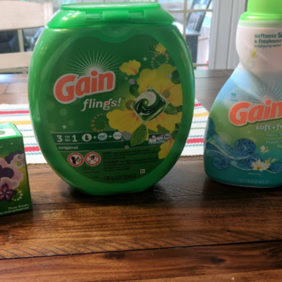 New Gain Laundry Amazon Coupons!