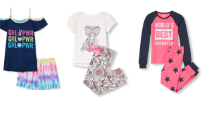 The Children's Place Girls 2 Piece Pajama Sets Only $6.78 Shipped (Regular $16.95)