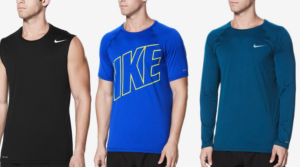 60% Off Men's Nike Swim Shirts for Men (Includes Big & Tall Sizes)!