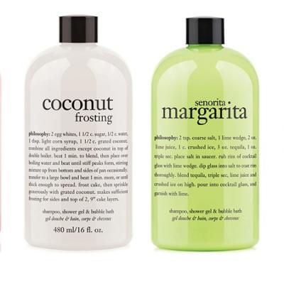 Philosophy 3-In-1 Shampoo, Shower Gel & Bubble Bath 50% Off!