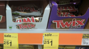 New Twix B1G1 Free Coupon = Only $0.25 at Walgreens!
