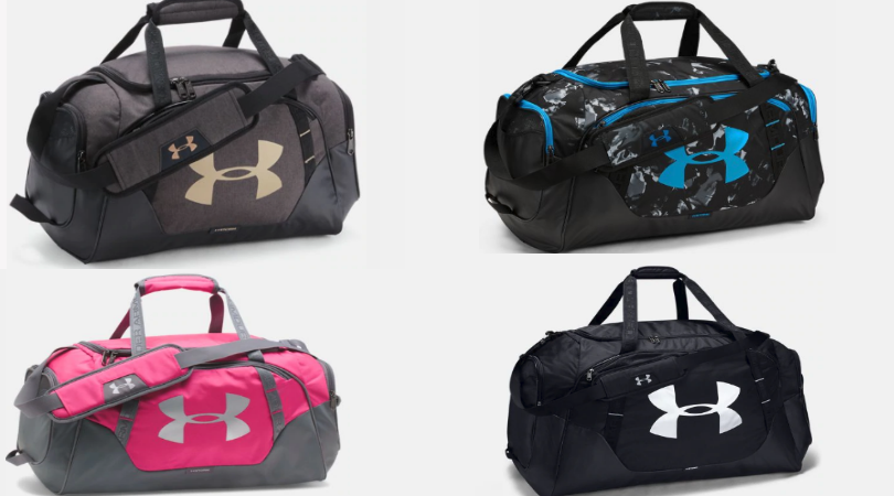 667a6e1c352 I spotted several Storm Undeniable 3.0 Duffel Bags on sale for 40% that  qualify for the 20% off code. Check out the deals below. Under Armour ...