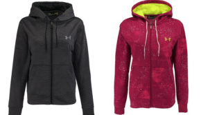 Under Armour Women's UA Full Zip Hoodie Only $22 Shipped (Regular $65)