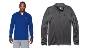 Under Armour Men's Tech 1/4 Zip Only $23.99 (Regular $39.99) – Prime Day Deals!