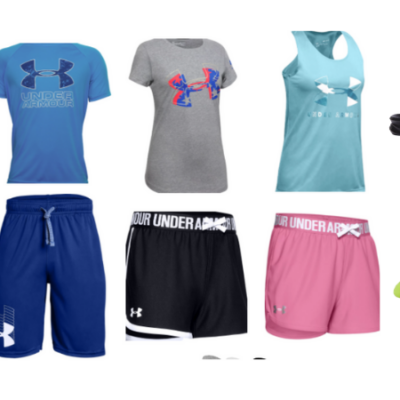 Under Armour Outlet for Kids – 50% Off Code!