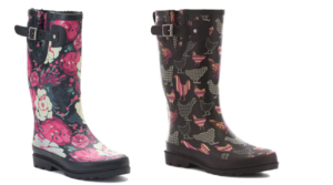 Western Chief Women's Rain Boots Only $14 Shipped (Regular $49.99) – Kohl's Cardholders!
