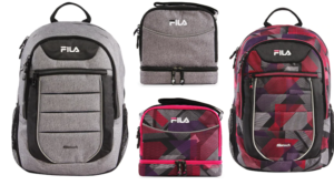 Fila Argus 2 Mesh Backpack + Refuel Lunch Tote Only $14.38 Total ($60 Value)!