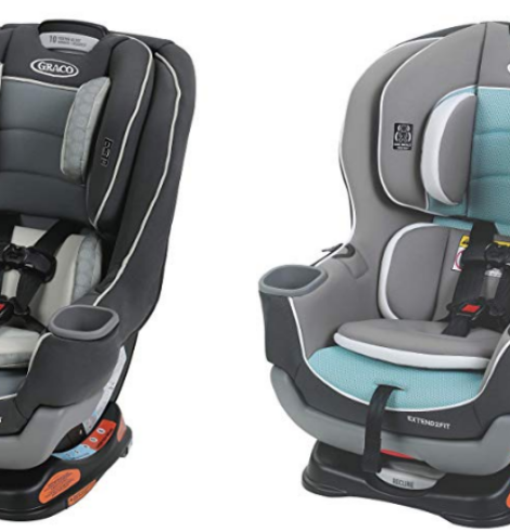 Graco Extend2Fit Convertible Car Seat 40% Off + Earn $30 Kohl's Cash!