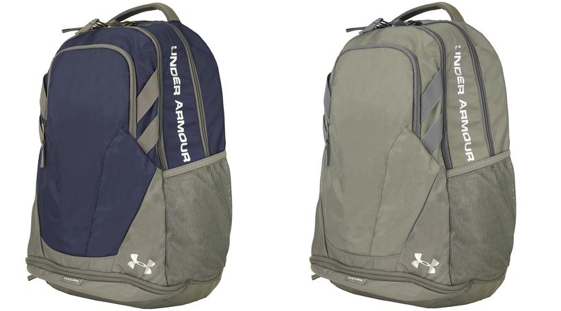 b56ac96d55 Hurry over here and score this UA Hustle 3.0 Backpack on sale for  36  (regular  54.99) when you enter code HUSTLE at checkout. Shipping is also  free.