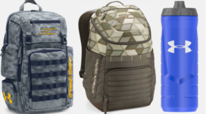 Over 50% Off Under Armour SC30 Backpacks!