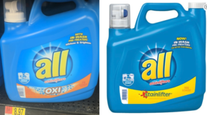 All Laundry Detergent 150 oz. Only $6.97 at Walmart (Just Use Your Phone)!