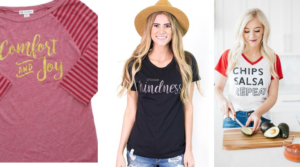 Cents of Style Tees Only $11 Shipped (Regular up to $39.95)!