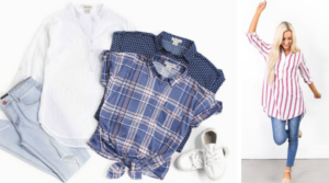 Cents of Style Tops Only $11 Shipped (Regular up to $44.95) – Over 30 Styles Included!