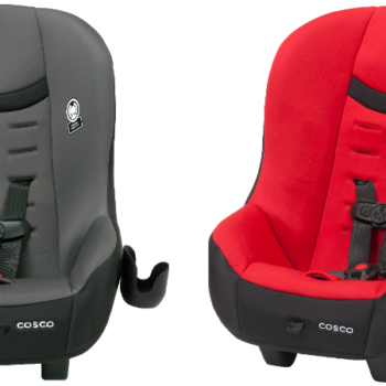 Need A Great Deal On Car Seat Walmart Is Offering This Cosco Scenera Next DLX Convertible Rollback As Low 3488 Regular 55