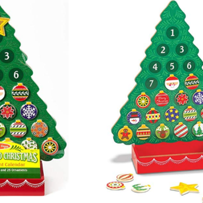 Melissa & Doug Countdown to Christmas Advent Calendar Only $10 Shipped (Regular $23) – Today Only!