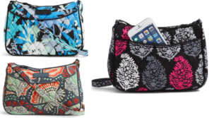 Vera Bradley Little Crossbody Bag Only $7.35 Shipped (Regular $34)!