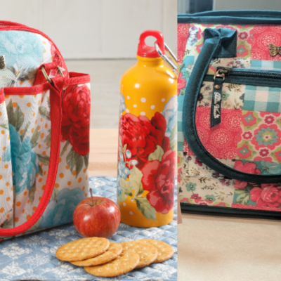 The Pioneer Woman Lunch Totes!