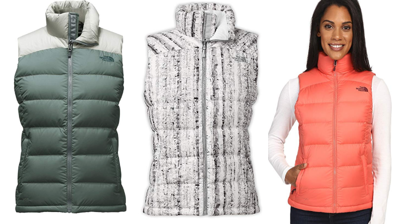 The North Face Women s Nuptse 2 Vest as low as  59.60 (Regular  149)! 8a317b2a1