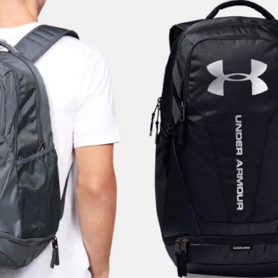 Under Armour Hustle 3.0 Backpack Only $28 (Regular $54.99)!