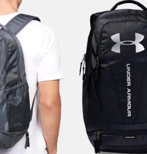 Under Armour Hustle 3.0 Backpack Only $28 (Regular $54.99)!