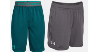 Under Armour Shorts for Boys Only $12 (Regular $20)!