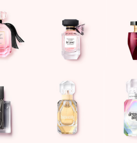Victoria's Secret Perfumes and Robes as low as $24.50 (Regular $58)!