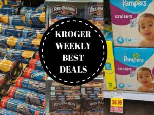 Over 20 Can't Mist Deals at Kroger 10/24 – 10/30