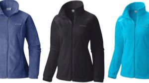 Columbia Women's Benton Springs Fleece Jackets as low as $28 Shipped (Regular $60)- Sizes XS – 3X!