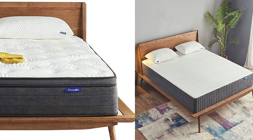 Memory Foam And Innerspring Hybrid Mattresses Up To 75