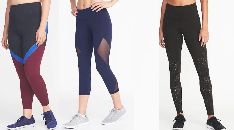 ee13dd55dffc0 old navy compression leggings review - Dixie Does Deals