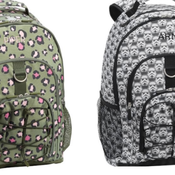 Pottery Barn Teen Gear Up Backpacks Only 19 99 Shipped