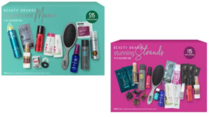 Beauty Brands 15 pc. Hair Discover Boxes as low as $8.75 Shipped (Valued Over $100)!