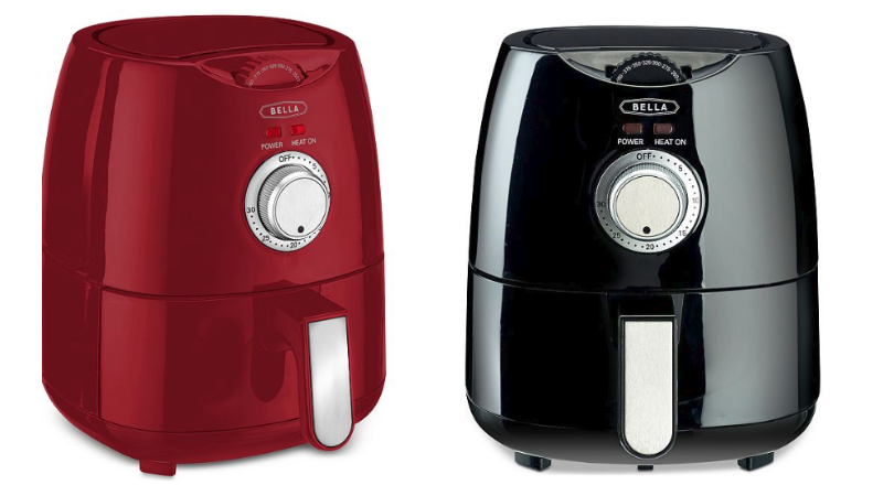 Bella 1 2 Qt Air Fryer More Small Appliances Only 7 99