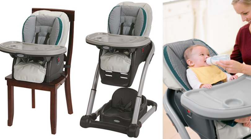 9857448c45017 Graco Blossom 6-in-1 Convertible Highchair as low as  113.99 (Regular   189.99)!