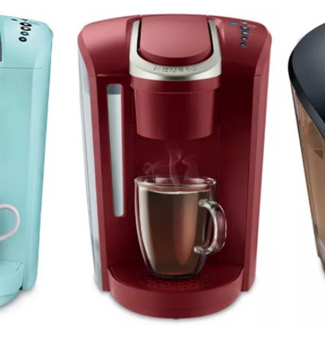Keurig K-Select Coffee Maker Only $63 + Earn $15 in Store Cash (Regular $149.99)