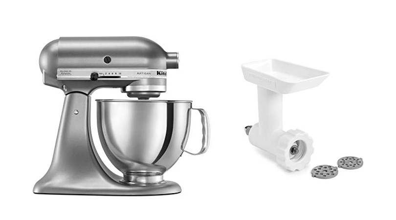 Save On The Kitchenaid Ksm150gbqcu Artisan Tilt Head Stand