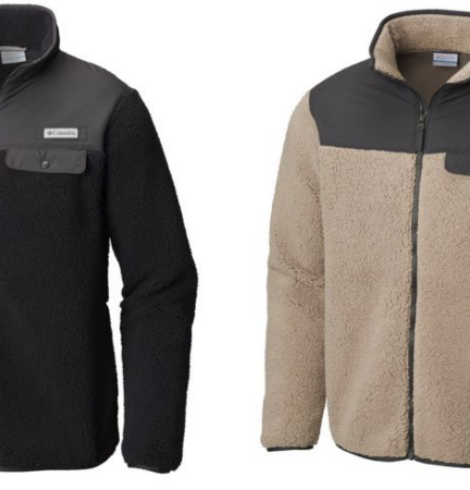 Men's Columbia  Maxtrail Midlayer Fleece Only $36 (Regular $90)!