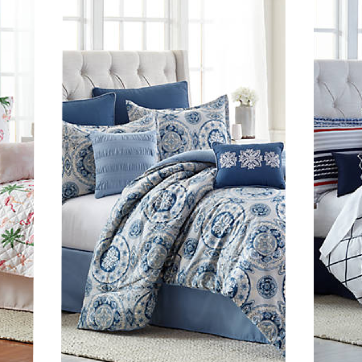 Southern Home 6 Piece Bedding Sets Only $29 (regular up to $100) – All Sizes!