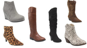 Rampage Boots Only $14.99 (Regular up to $70)!