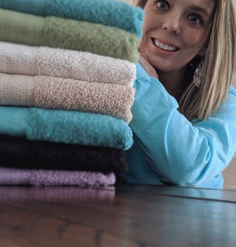 The Big Ones Bath Towels or Microfiber Pillows Only $2.79 (Regular $9.99)!